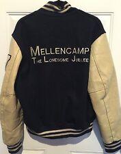 John Cougar Mellencamp The Lonesome Jubilee Concert Jacket Vintage 1987 RARE