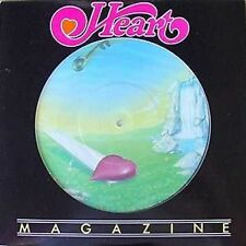 "HEART - MAGAZINE -12"" PICTURE DISC - # 48356 of 100,000"