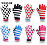 Cycling Gloves Half Finger Shockproof Anti-slip MTB Bicycle Riding Mitts Unisex