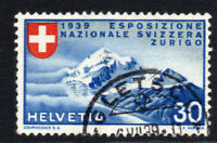 Switzerland 30 Cent Stamp c1939 Used (3200)