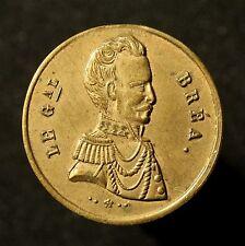 Frankreich, Medaille 1848, Ermordung General Bréa