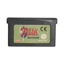 GBA: ZELDA A LINK TO THE PAST FOUR SWORDS GAME BOY ADVANCE ENG/FRA/DEU/ESP/ITA