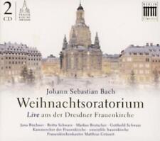 Weihnachts-Oratorium BWV 248 von Kammerchor der Frauenkirche Dresden (2012)