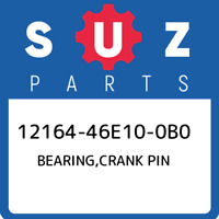 12164-01D01-0A0 Suzuki Bearing,crank pin 1216401D010A0 New Genuine OEM Part