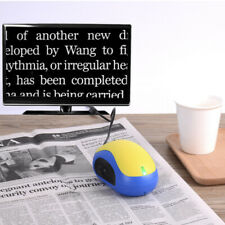 Mouse Digital Low Vision Video Magnifier TV Output Visual Aid Reading Magnifier