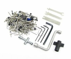 CLASSIC T-maxx 2.5 SCREWS & TOOLS Set, Traxxas 49104