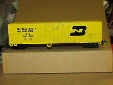 BURLINGTON NORTHERN BN BOX CAR BY IHC/MEHANO HO SCALE AND FACTORY ORIGINAL NEW
