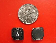 BI 150uH 1.15A Low Profile Shielded Inductor HM66-80151TR, 10x10x4mm, Qty. 10