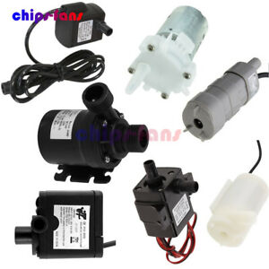 Solar Brushless Motor Water Pump 120L 200L 240L 550L 600L 800L RS-360SH 12V 24V