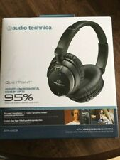 Brand New Audio Technica ATH-ANC9 Quietpoint Active Noise-Cancelling Headphones