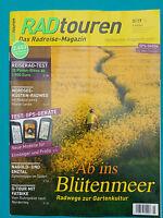 RAD Touren 3/2017 Mai/Juni Das Radreise - Magazin   ungelesen 1A  absolut TOP