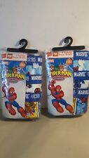 Marvel Spider-Man And Friends 2T/3T Boys Briefs New