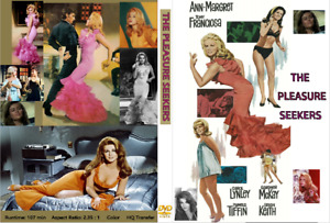 THE PLEASURE SEEKERS (1964) Ann-Margaret Tony Franciosa Carol Lynley
