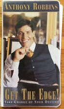 Get The Edge! Anthony Robbins Take Charge of Your Destiny (CD set, 2000)