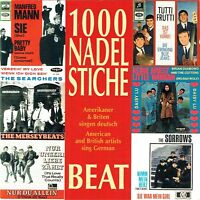 (CD) 1000 Nadelstiche - Amerikaner Und Briten Singen Deutsch - Folge 6 (Beat)