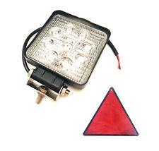 Auto & Motorrad: Teile LED Arbeitsleuchte Dreieck
