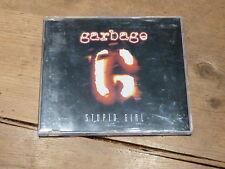 GARBAGE - STUPID GIRL !!!!!!!!!!!  !!!RARE CD!!AUSTRALIA!!!!