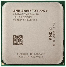 AMD Athlon X4 860K AD860KXBI44JA 3.7GHz 4-core FM2+ 4M 95W Unlocked Processor