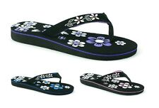 LADIES WOMENS NEW SUMMER FLAT FLIP FLOP BEACH HOLIDAY THONG SANDALS SHOES SIZE