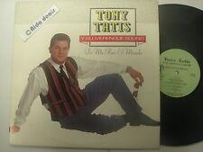 Tony Tatis y su merengue sound, De mi para el mundo 5015 (VG)