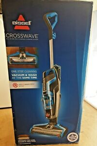 Bissell 1713 Crosswave Multi-surface Cleaning System | NEW BRUSH, FILTER EX DEMO