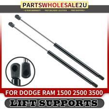 2x Bonnet Hood Lift Supports Shocks for Dodge Ram 1500 2500 3500 4500 5500 02-10