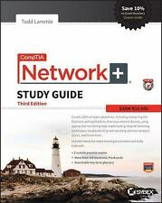 Comptia Network+ (Exam:N10-006) by Todd Lammle (2015, Paperback, Study Guide)