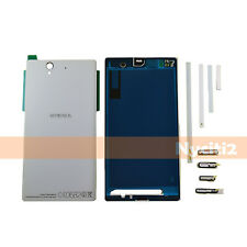 Full Battery Housing Chassis Frame Cover For Sony Xperia Z C6602 C6603 L36H