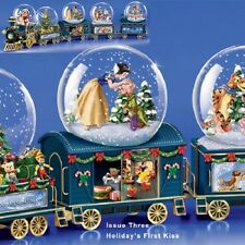 Holidays First Kiss Snow White - Mickey Mini Express Snow Globe Train #3 Disney