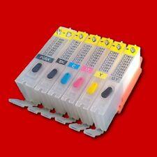 Recharge remplir Cartouches CISS pour PGI-550 CLI-551 Canon PIXMA MG7150