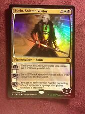 Sorin, Solemn Visitor Foil  VO  -  MTG Magic (Mint/NM)