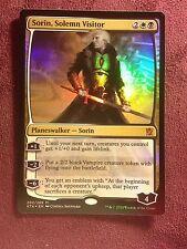 Sorin, Solemn Visitor Foil  VO  -  MTG Magic (Mint/NM)
