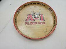 New listing Vintage A-1 Pilsner Beer Tray