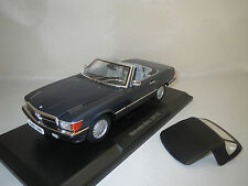 NOREV  Mercedes-Benz  300 SL  Dealerversion B66040622  (nautikblau-met) 1:18 OVP