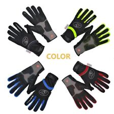 Winter Cycling Gloves Windproof Thermal Fleece Road Bike Glove Screen Touch