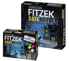 Sebastian Fitzek - Safehouse 2er Set the Game + Dice Game Party Game
