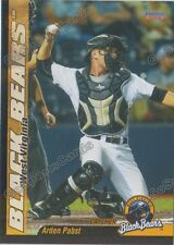 2016 West Virginia Black Bears Arden Pabst RC Rookie Pittsburgh Pirates