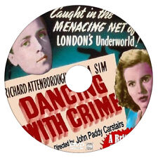 Dancing with Crime - Crime Drama - Richard Attenborough, Barry K. Barnes - DVD