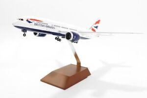Gemini Getti G2BAW542 1/200 British Airways Boeing 787-8 Reg: G-Zbjc