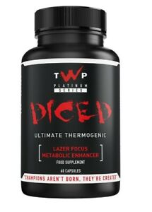 TWP Fat Burner Diced 60caps FAST DELIVERY
