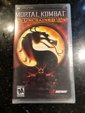 Mortal Kombat Unchained - Sony PSP Brand new factory sealed