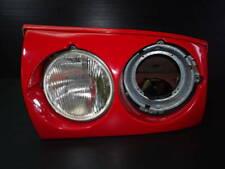 86-94 Ferrari Testarossa 512tr Left Headlight  w Bezel