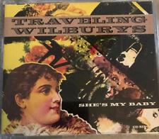 Traveling Wilburys She's My Baby  CD Single  LP