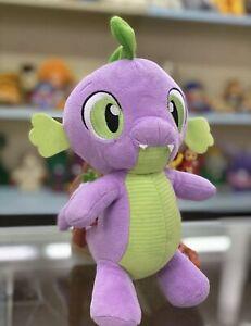 "Hasbro My Little Pony Spike Plush Dragon 11"""