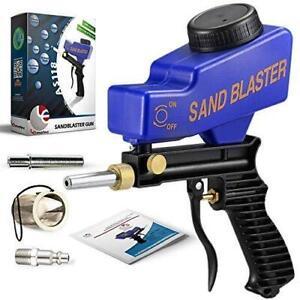 Sandblaster Sand Blaster Gun Kit, Soda Blaster, Professional Sand Blasters,