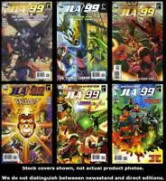 Justice League of America/The 99 1 2 3 4 5 6 Complete Set Run Lot 1-6 VF/NM