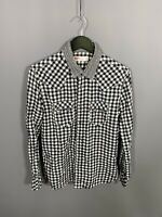 LEVI'S Shirt - Size Medium - Slim Fit - Check - Great Condition - Men's