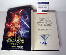 JJ ABRAMS SIGNED STAR WARS THE FORCE AWAKENS MOVIE SCRIPT BOOK PSA/DNA COA