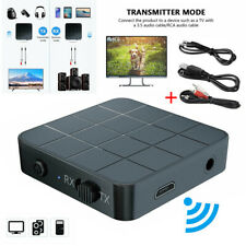 2 in 1 Wireless Audio Transmitter Receiver HIFI Music/Adapter RCA New