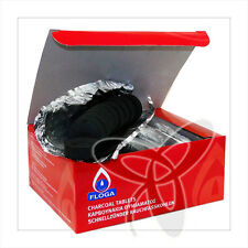 S-Boîte charbon schnellzündend 10 rouleaux ø 27mm 100 pièce räucherkohle уголь top